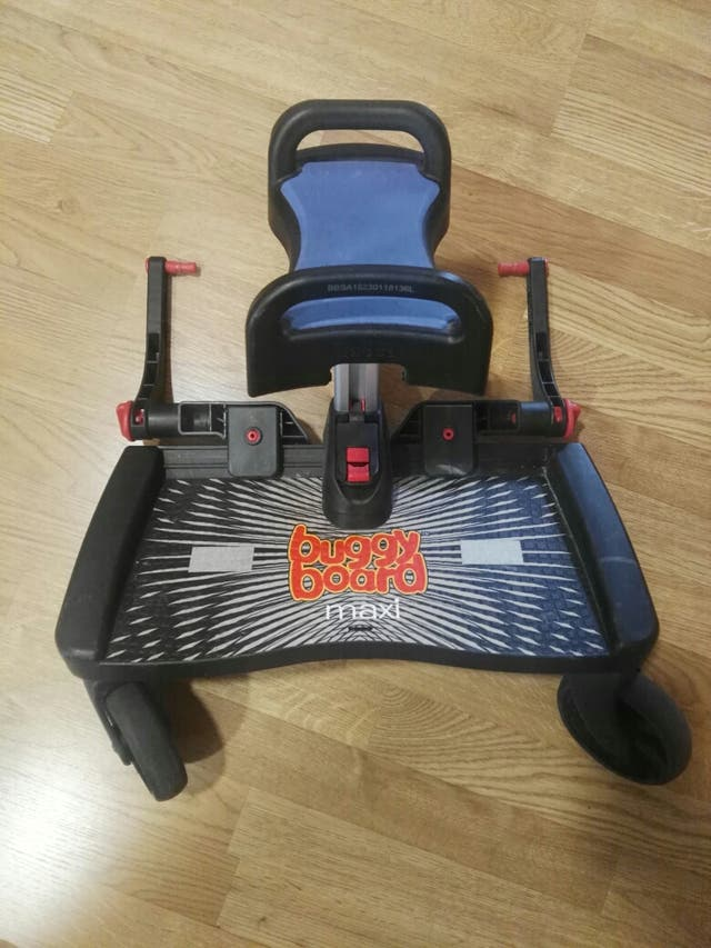 PATIN BUGGY BOARD+ASIENTO