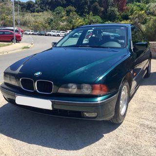 BMW 523i automático secuencial 192Cv, 124.000kms