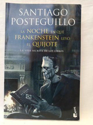 Libro, Cuando Frankenstein leyó el Quijote.