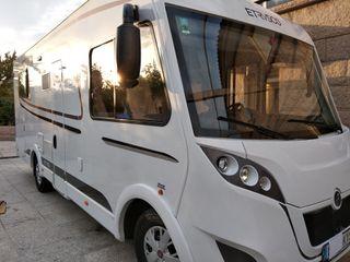 Vendo autocaravana integral Etrusco I 7400 QB