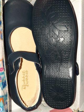 zapatos NUEVOS colegiales niña talla 34