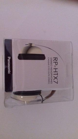 Auriculares vintage Panasonic RP - HTX7