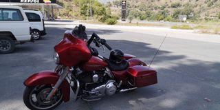 Harley davidson street glide 2012 abs 103