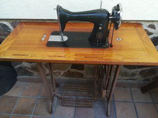 máquina antigua ALFA