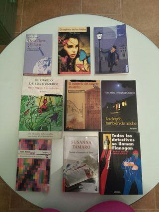 OFERTON Libros de lectura