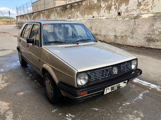 Volkswagen Golf GL 1983 turbo D