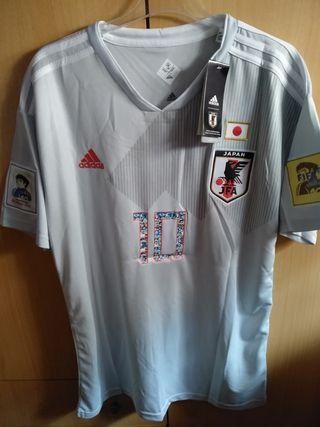 Camiseta Oliver Atom JAPON ( segunda). Nueva