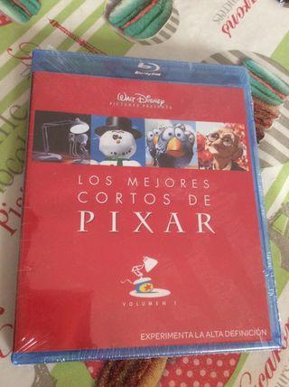 Los Mejores Cortos de Pixar Blu-Ray Disc