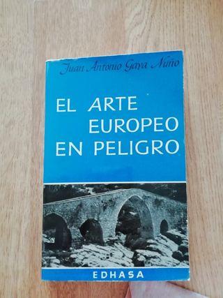El arte europeo en peligro