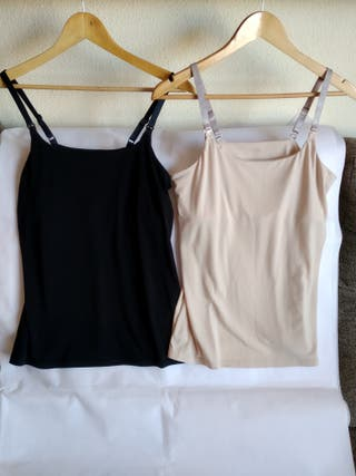 Pack camisetas lactancia H&M