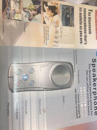 Speakerphone bluetooth
