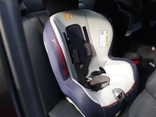 Silla coche Jane Racing Grupo 0/1