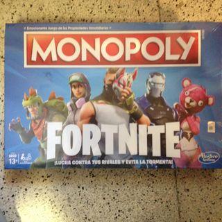 Juego de mesa Fortnite Monopoly