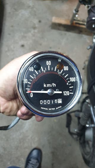 Velocimetro Motocicleta Nippon Seiki