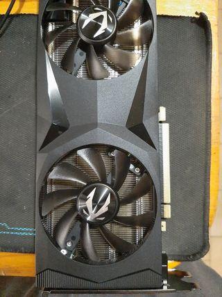 Tarjeta grafica Nvidia Zotac Twin Fan Rtx 2070