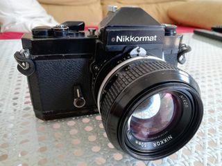 Camara Nikon Nikkormat FT2