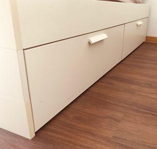 Estructura de cama Ikea 160x200