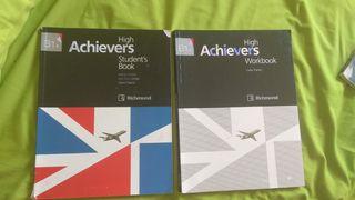 Libros de inglés - Achievers Hight