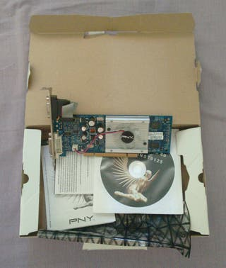 Tarjeta gráfica nvidia Geforce 8400GS 512MB PCI