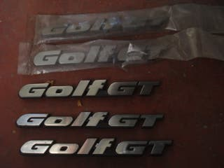 anagramas GOLF GT