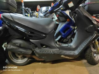 Moto suzuki katana 49cc