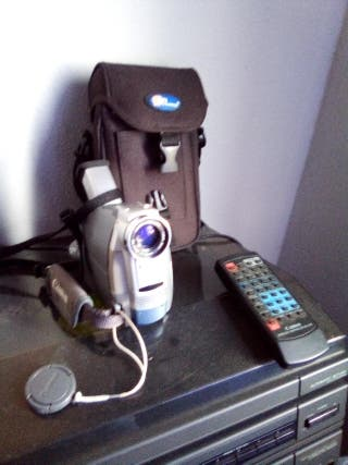 cámara digital de vídeo