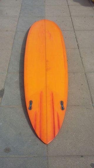 Tabla surf 7'7 twin