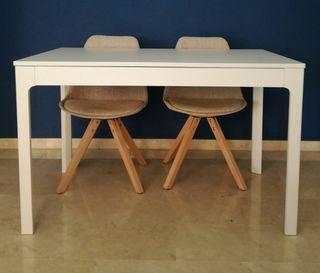Mesa comedor Ikea extensible