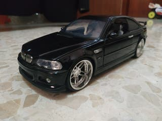 Maqueta BMW E46 coupe