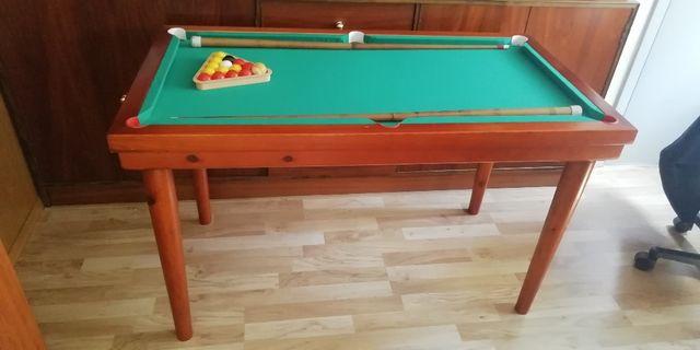 mesa de billar / escritorio