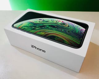 iPhone XS 256 GB Gris Espacial