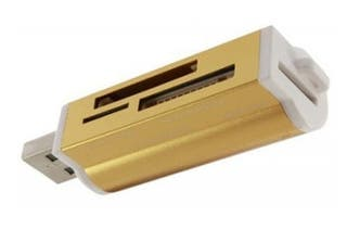 NUEVO - Lector USB de tarjetas 4 en 1