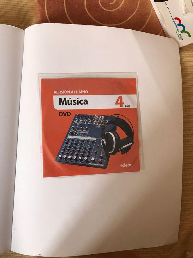 Libro de Música 4 ESO