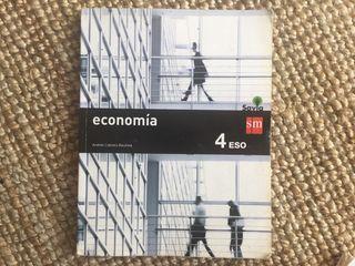 Economía 4 ESO editorial SM