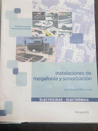 Instalaciones de megafonía y sonorizacion