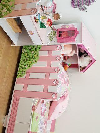 Habitacion infantil Kidkraft.Seminueva