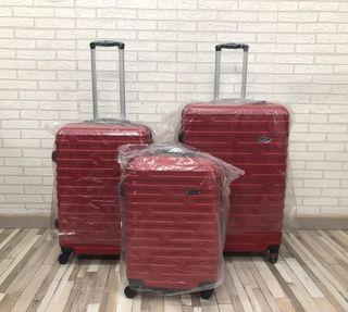Maletas de viaje nuevas y 4 ruedas