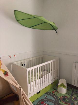 Cuna para bebe STUVA / FRITIDS