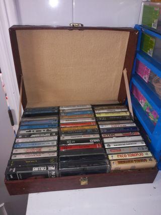 """Cintas antiguas""""Cassette"""""""