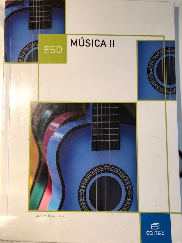 Libro 3 ESO musica