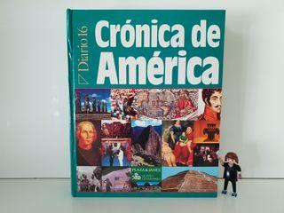 3x2 CRONICA DE AMERICA