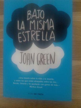 BAJO LA MISMA ESTRELLA. JOHN GREEN