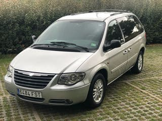 Chrysler Grand Voyager 2.8 CRD AUT