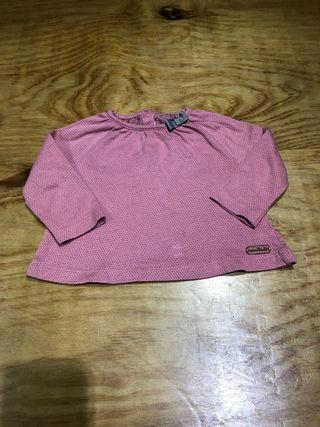 6-12 meses ropa bebé camiseta Dulces Gallery niña