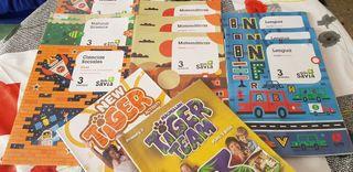 lote de libros de 3 primaria