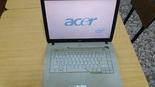 Ordenador portátil ACER Aspire Windows 7 Ultimate
