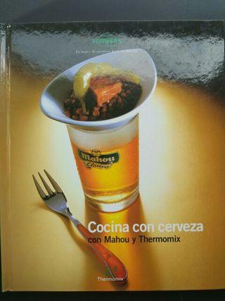 Libro Cocina Con Cerveza Thermomix - Termomix
