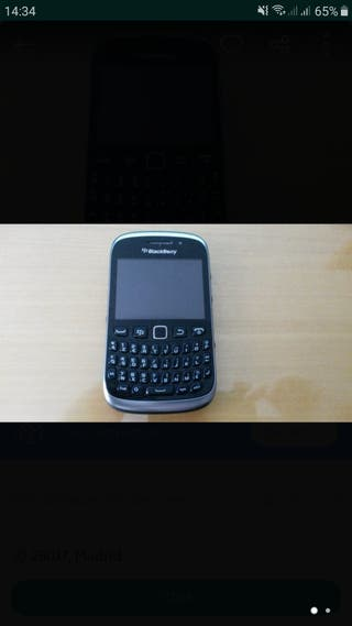 Se vende Blackberry curve