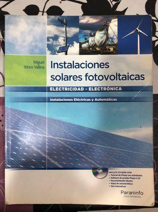 Libro INSTALACIONES SOLARES FOTOVOLTAICAS