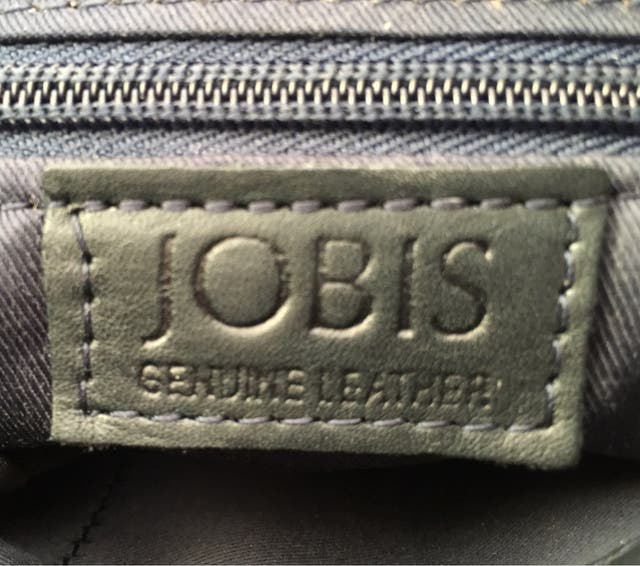 Jobis Genuine Leather Bag